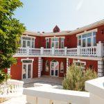 Отель Онегин Терраса